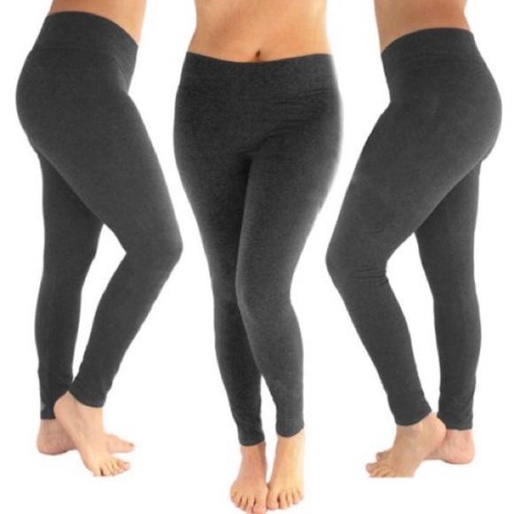 SO Pants - SO.. Charcoal grey leggings sz M